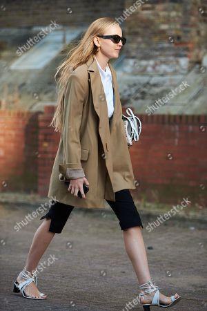 Stock Photo of Alexandra Carl