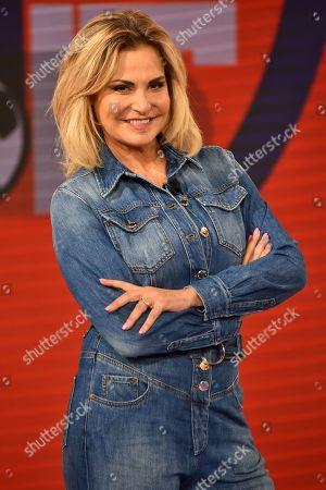 Editorial picture of 'La domenica Ventura' TV show photocall, Rome, Italy - 15 Sep 2019