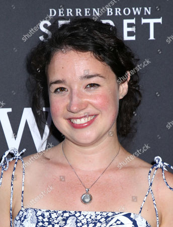 Stock Photo of Sarah Steele