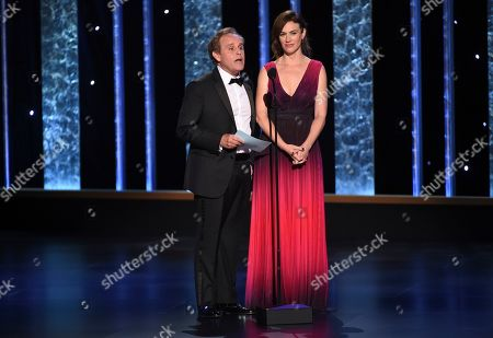 Editorial photo of Television Academy's 2019 Creative Arts Emmy Awards - Show - Night Two, Los Angeles, USA - 15 Sep 2019