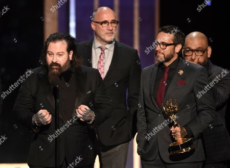 Editorial picture of Television Academy's 2019 Creative Arts Emmy Awards - Show - Night Two, Los Angeles, USA - 15 Sep 2019
