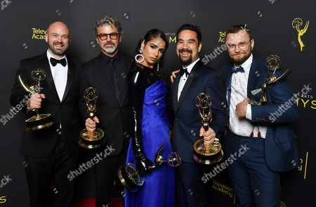 Editorial photo of Television Academy's 2019 Creative Arts Emmy Awards - Portraits - Night Two, Los Angeles, USA - 15 Sep 2019