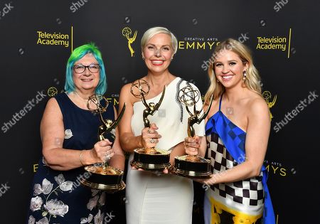 Editorial image of Television Academy's 2019 Creative Arts Emmy Awards - Portraits - Night Two, Los Angeles, USA - 15 Sep 2019