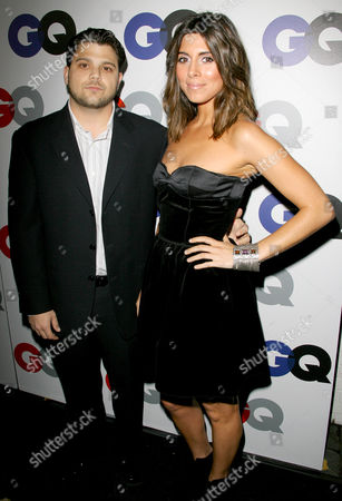 Jerry Ferrera and Jamie-Lynn Sigler