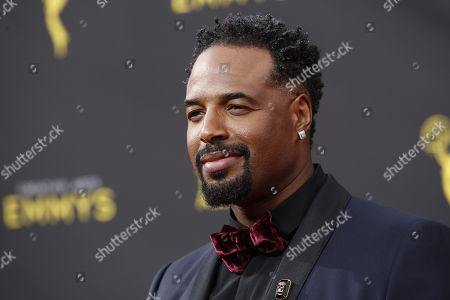 Shawn Wayans arrives for the 2019 Creative Arts Emmy Awards at the Microsoft Theater in Los Angeles, California, USA, 15 September 2019. The Creative Arts Emmy Awards honor excellence in Television technical categories such as makeup, casting direction, costume design, editing and cinematography. The 71st Primetime Emmy Awards Ceremony will take place on 22 September 2019.