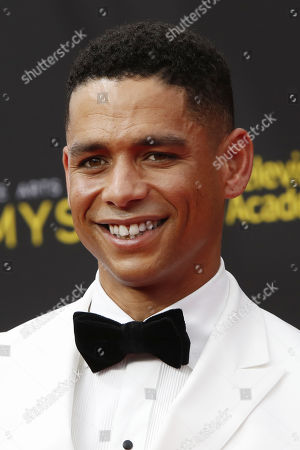 Charlie Barnett arrives for the 2019 Creative Arts Emmy Awards at the Microsoft Theater in Los Angeles, California, USA, 15 September 2019. The Creative Arts Emmy Awards honor excellence in Television technical categories such as makeup, casting direction, costume design, editing and cinematography. The 71st Primetime Emmy Awards Ceremony will take place on 22 September 2019.