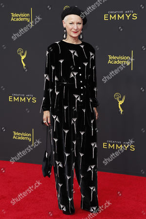 Editorial photo of 2019 Creative Arts Emmy Awards, Los Angeles, USA - 15 Sep 2019