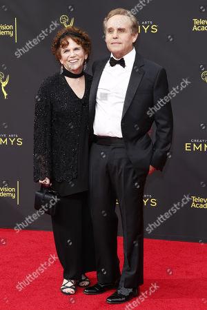 Editorial image of 2019 Creative Arts Emmy Awards, Los Angeles, USA - 15 Sep 2019