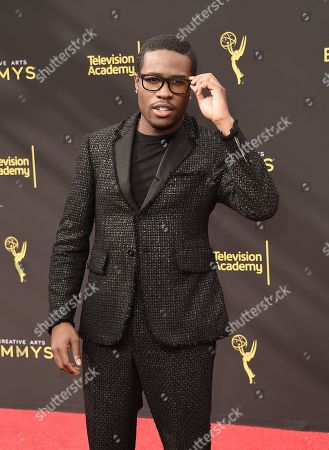 Stock Picture of Shameik Moore