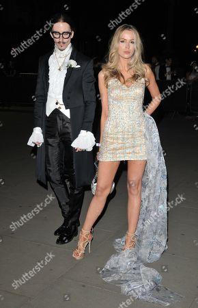Joshua Kane and Olivia Arben