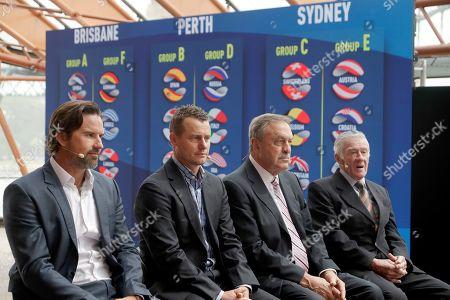 Editorial photo of ATP Cup Tennis, Sydney, Australia - 16 Sep 2019