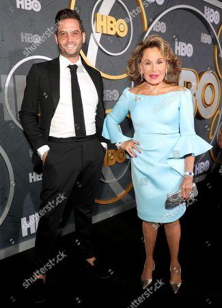 Josh Flagg and Nikki Haskell