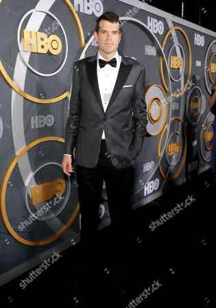 Editorial photo of HBO Primetime Emmy Awards After Party, Arrivals, Pacific Design Center, Los Angeles, USA - 22 Sep 2019