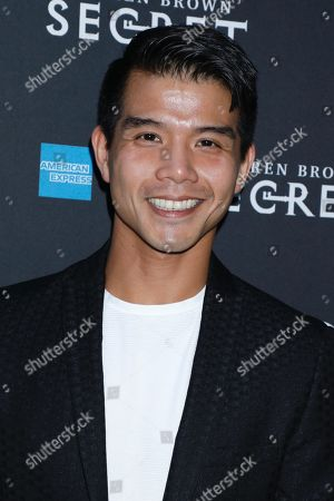 Editorial picture of 'Derren Brown: Secret' Opening Night, Arrivals, New York, USA - 15 Sep 2019