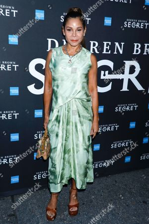 Editorial image of 'Derren Brown: Secret' Opening Night, Arrivals, New York, USA - 15 Sep 2019