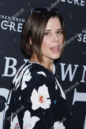 Stock Photo of Neve Campbell