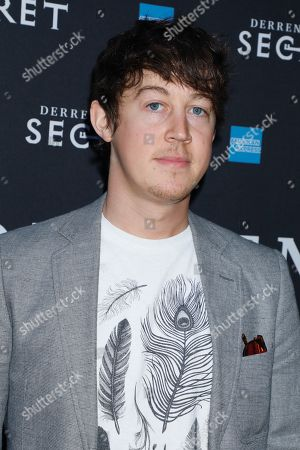 Alex Sharp