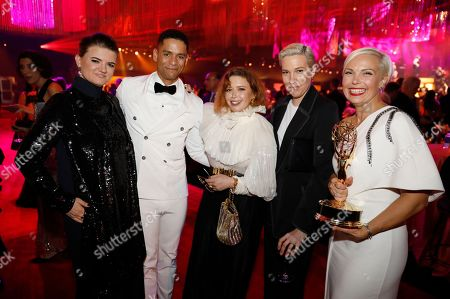 Editorial picture of Television Academy's 2019 Creative Arts Emmy Awards - Governors Ball - Night Two, Los Angeles, USA - 15 Sep 2019
