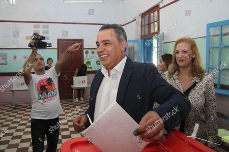 Editorial photo of Presidential election, Tunisia - 15 Sep 2019