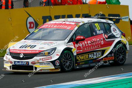 Editorial image of Round 23 Kwikfit British Touring Car Championship Motor Racing - 15 Sep 2019