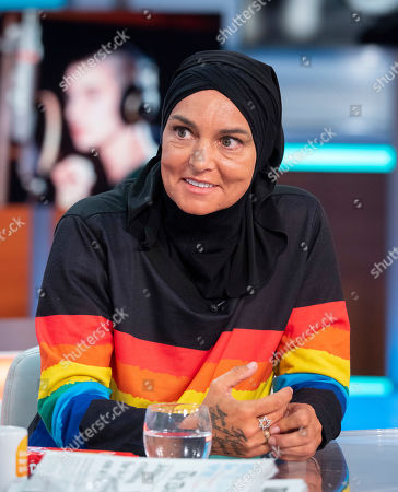 Editorial picture of 'Good Morning Britain' TV show, London, UK - 16 Sep 2019
