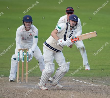 Editorial picture of Lancashire v Middlesex, Specsavers County Championship, Division Two, Cricket, Emirates Old Trafford, Manchester, UK - 17 Sep 2019