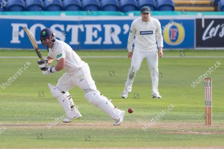 Editorial picture of Glamorgan County Cricket Club v Leicestershire County Cricket Club, Specsavers County Champ Div 2., Day One - 16 Sep 2019