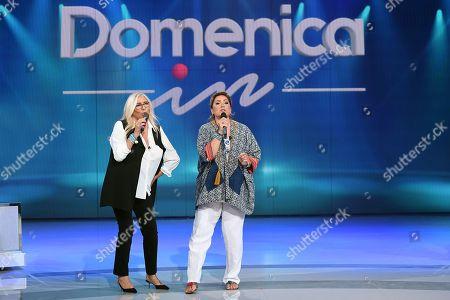 Mara Venier, Romina Power