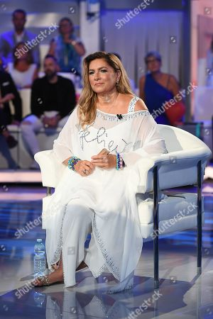 Editorial image of 'Domenica' TV show, Rome, Italy - 15 Sep 2019
