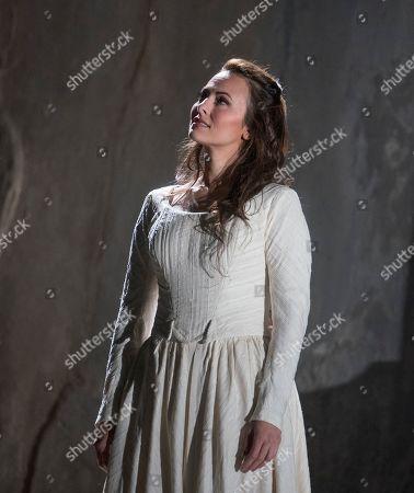 Stock Image of Isabel Leonard as Charlotte