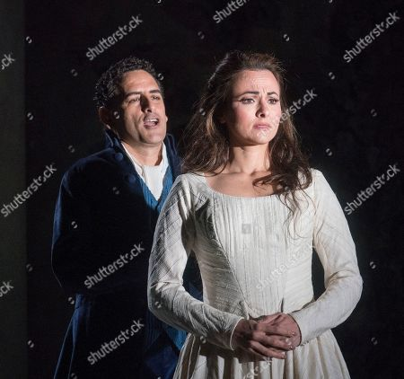 Editorial photo of 'Werther' Opera performed at the Royal Opera House, London, UK - 16 Sep 2019