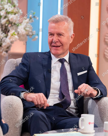 Editorial picture of 'Lorraine' TV show, London, UK - 16 Sep 2019