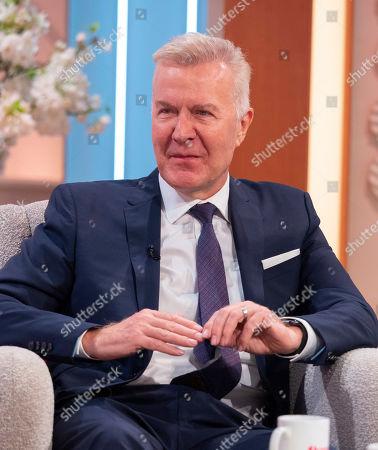 Editorial photo of 'Lorraine' TV show, London, UK - 16 Sep 2019