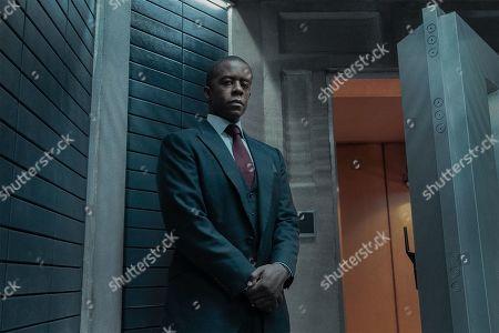Adrian Lester as Conrad Grantchester