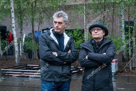 Stephen Garrett Executive Producer and Kari Skogland Director