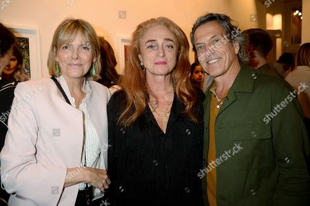 Stock Picture of Carol Woollen, Camilla Lowther and Stephen Webster