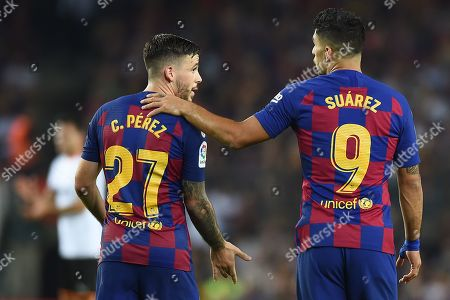 Editorial image of Barcelona v Valencia, La Liga football match, Football, Camp Nou, Spain - 14 Sep 2019