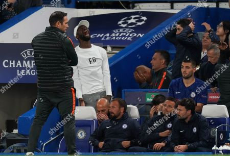 Editorial picture of Chelsea v Valencia, UEFA Champions League, Group H, Football, Stamford Bridge, London,  UK - 17 Sep 2019