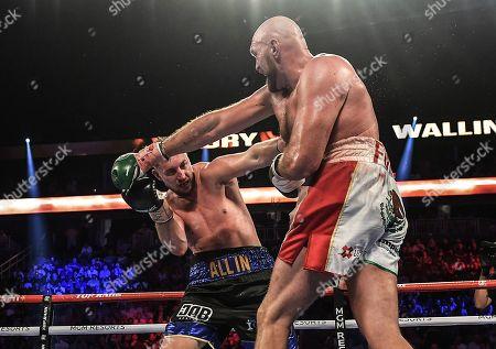 Otto Wallin v Tyson Fury