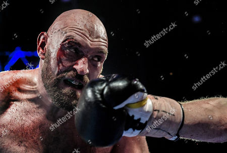 Stock Picture of Tyson Fury