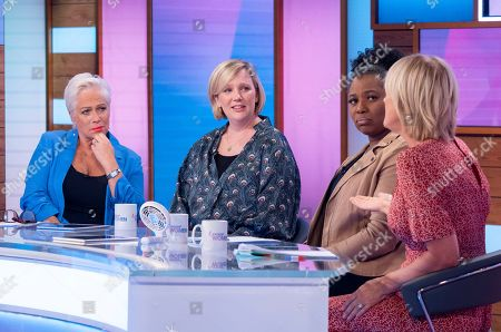 Denise Welch, Stella Creasy, Brenda Edwards and Jane Moore
