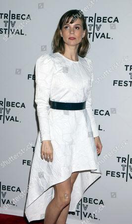 Editorial image of 'Evil' screening, Tribeca TV Festival, New York, USA - 14 Sep 2019