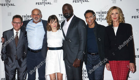 Editorial image of 'Evil' screening, Tribeca TV Festival, New York, USA - 14 Sep 2019
