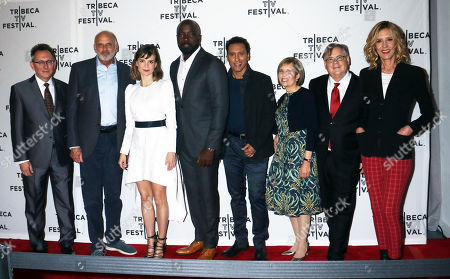 Editorial photo of 'Evil' screening, Tribeca TV Festival, New York, USA - 14 Sep 2019