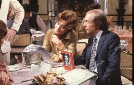 Jacqueline Hill as Melanie Litmayer and Bosco Hogan as Tony Medway