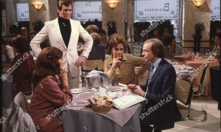 Gayle Hunnicutt as Susan Mandeville, Martin Ryan Grace as Shaun, Jacqueline Hill as Melanie Litmayer and Bosco Hogan as Tony Medway