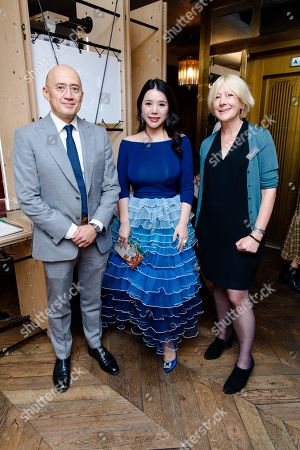Editorial picture of BAFTA exhibition space re-opening, London, UK - 16 Sep 2019