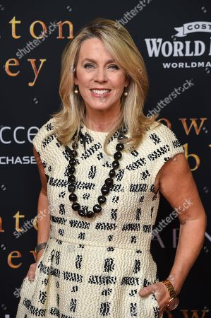 Editorial photo of 'Downton Abbey' film premiere, Arrivals, Alice Tully Hall, New York, USA - 16 Sep 2019