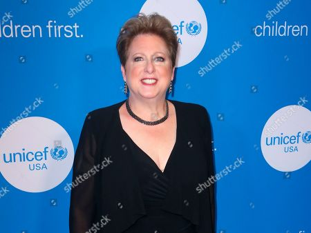 Caryl M. Stern at the 7th Biennial UNICEF Ball in Beverly Hills, Calif. Stern, a longtime child advocate and civil rights activist has been hired to head the foundation established by the family of Walmart's founder. The Walton Family Foundation on Monday announced the selection of Caryl M. Stern as its new executive director beginning in January 2020