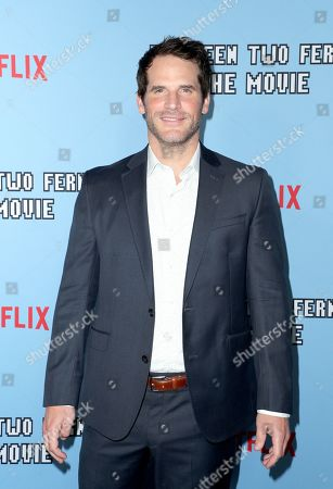 Editorial image of 'Between Two Ferns: The Movie' film premiere, Arrivals, ArcLight Cinemas, Los Angeles, USA - 16 Sep 2019